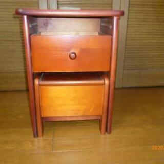 踏み台(木製)