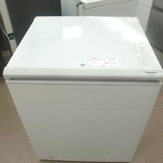 冷凍庫 215L パナソニック NR-FC22FA-W 上開き ...