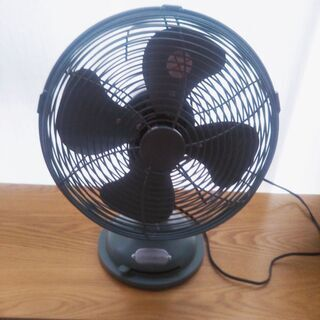 レトロ風 扇風機