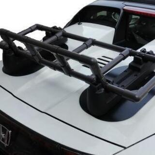 S660キャリア荷台 ブラック スチールパイプ樹脂コーティング