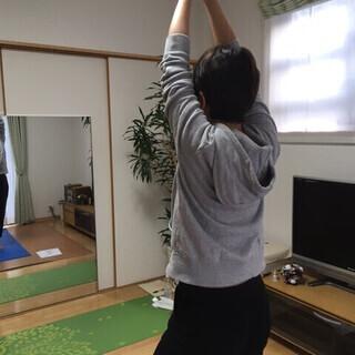 お家ヨガ♪女性のためのヨガ☆オンライン個人レッスン募集中!