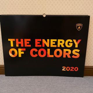 ランボルギーニ 壁掛け カレンダー 2020