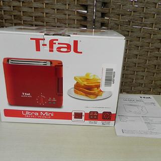 T-faL ポップアップトースター 2015年製 ウルトラミニ ティファール ソリッドレッド TT2115JP ☆ PayPay(ペイペイ)決済可能 ☆ 札幌市 白石区 東札幌 - 売ります・あげます