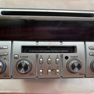 ADDZEST DMZ555 アゼストカーオーディオ(ジャンク扱い)
