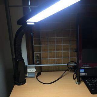 【取引中】LEDライト 卓上