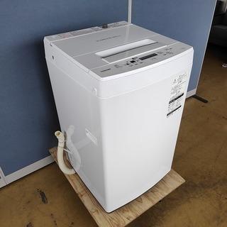 東芝 全自動洗濯機 AW-45M5『美品中古』2018年式 ※排...