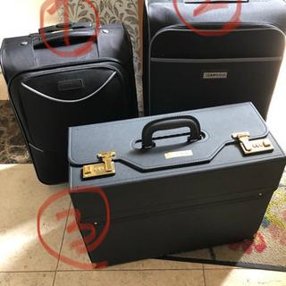 急募 キャリー 小型スーツケース 3種 ばら売り可 機内持ち込み...