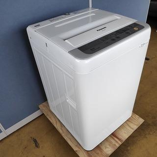 パナソニック 全自動洗濯機 NA-F50B10『美品中古』201...
