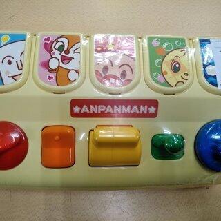 375135 アンパンマン 飛び出すおもちゃ
