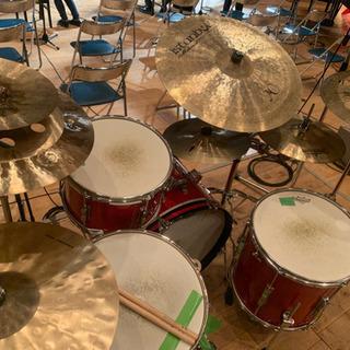 周南市にあるドラム教室です!