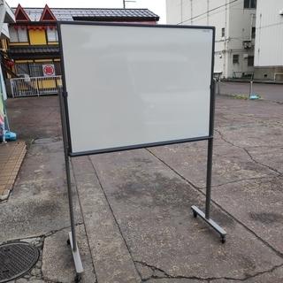 コクヨ ホーロー板 自立片面ホワイトボード『良品中古』1200x...