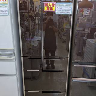 HITACHI/日立 475L冷蔵庫 2014年式 R-4…