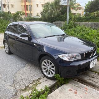 BMW 116i 走行距離少ない
