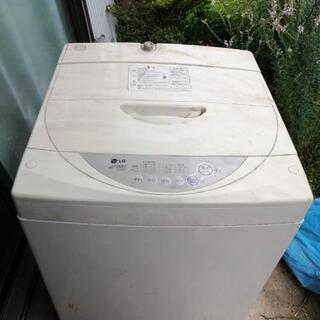 4.5リットル洗濯機