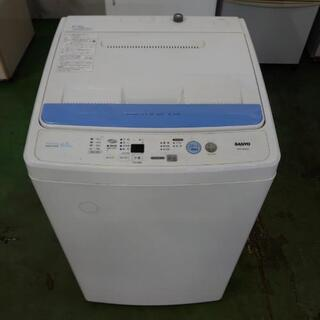 【商談中】【取引中】サンヨー 全自動洗濯機 ASW-60B...
