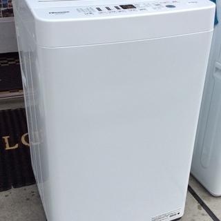 【RKGSE-312】特価!ハイセンス/4.5kg/全自動洗濯機...