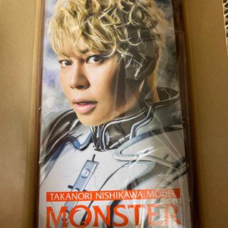 MONSTER 西川貴教モデル