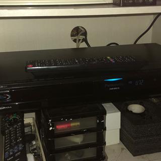 【取引完了】Panasonic Blu-rayレコーダー