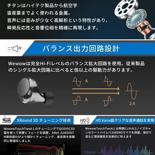 【新品・未開封】Bluetoothイヤフォン⑥ - 千代田区