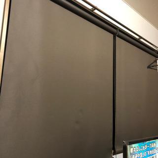 ニトリ ロールスクリーンカーテン 2本