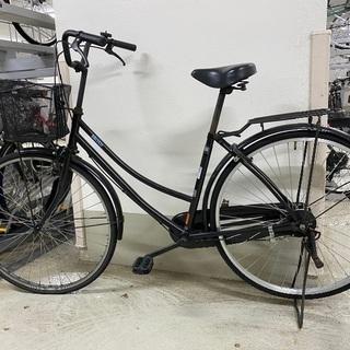 自転車 ブラック 27インチ
