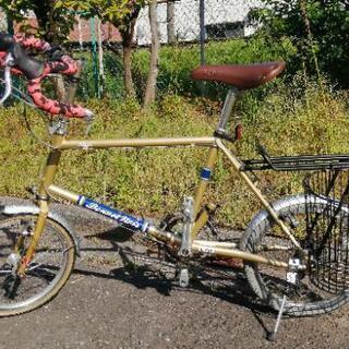 小径車(ミニベロ) 自転車