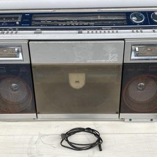 ラジオは聞けましたジャンク 修理されるか、部品取りに シャープ ...