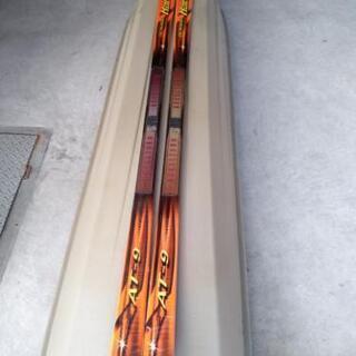 新品スキー板Hart AT-9 198cm