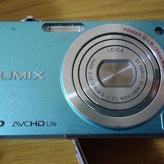 値下げ デジタルカメラ LUMIX