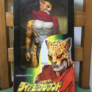 仮面ライダーアギト、ダイナミックサウンドジャガーロード