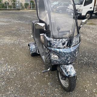 ホンダ:キャノピー TA-03 ミニカー登録