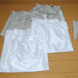 ニトリドレープ・レースカーテン(各2枚:計4枚セット)