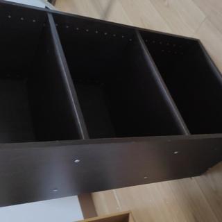 カラーボックス(3段)
