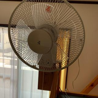 【値下げ1500→1300】YAMAZEN壁掛け扇風機30cm