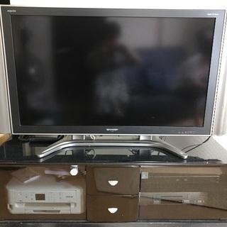 AQUOS46型 テレビボードセット