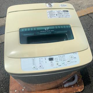ハイアール洗濯機 2014年製  激安
