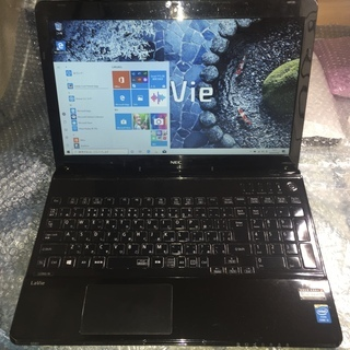 LaVie改119 Core i7 SSD HDD Win10