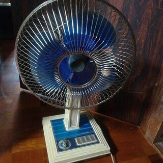 レトロな扇風機