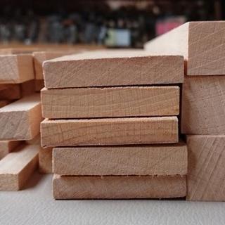 【佐藤工芸】 余った木材をお売りいたします ウォールナット/ブナ...