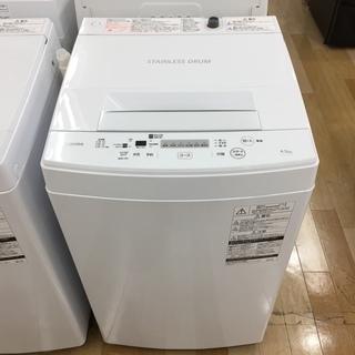 安心の1年保証付き!TOSHIBA 全自動洗濯機 2019年製 ...