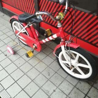 子供自転車 16センチ