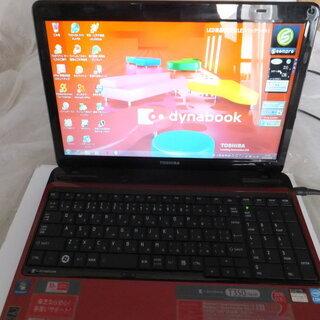 東芝 dynabook PT350/36AR  W7 i5 4G