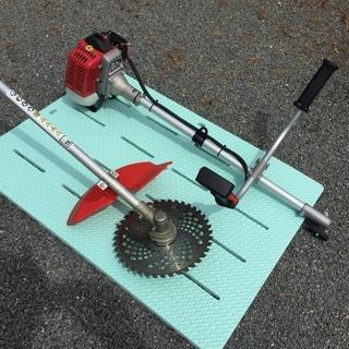 分割式 草刈り機 使用少1時間 10000円から8000円に値下...
