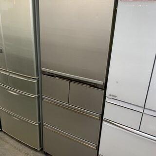 AQUA 5ドア冷蔵庫 AQR-SD40A 2012年製 400...