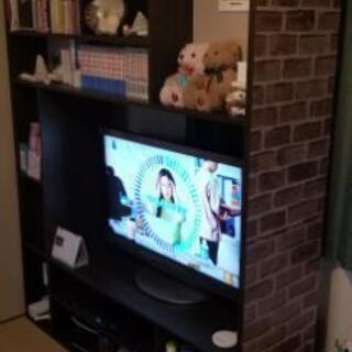 テレビラック 高さ✖️180✖️横150✖️幅40
