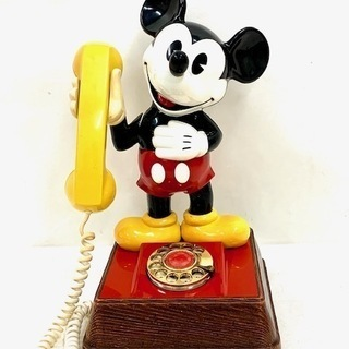 THE MICKEY MOUSE PHONE ミッキーマウスフォ...