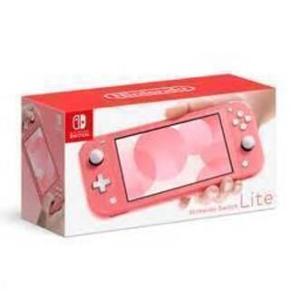 【新品未開封】Nintendo Switch Lite コーラル...