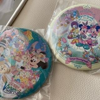 【一点200円】Disney 缶バッチ