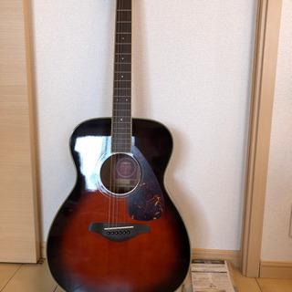 お取引中☆YAMAHAギター FS720S 綺麗です