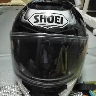 SHOEIフルフェイスヘルメットLサイズ